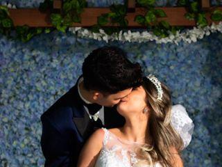O casamento de Jennifer e Axel 3