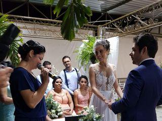 O casamento de Eloy e Janaína  1
