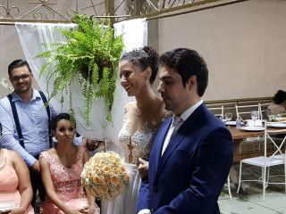 O casamento de Eloy e Janaína