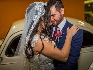O casamento de Danielle  e Maikel