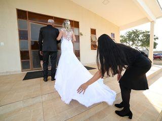 O casamento de Tatiane e André 2