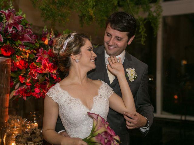 O casamento de Camila e Helder