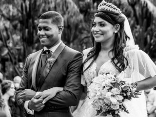 O casamento de Stefanny e Gésse