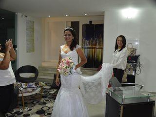 O casamento de Alissandra e Wesley 1