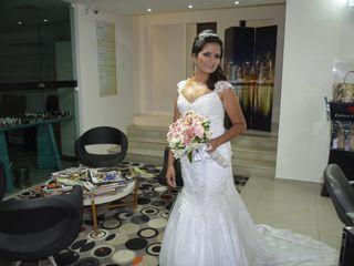 O casamento de Alissandra e Wesley 2
