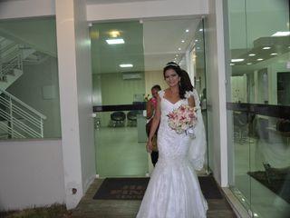 O casamento de Alissandra e Wesley 3
