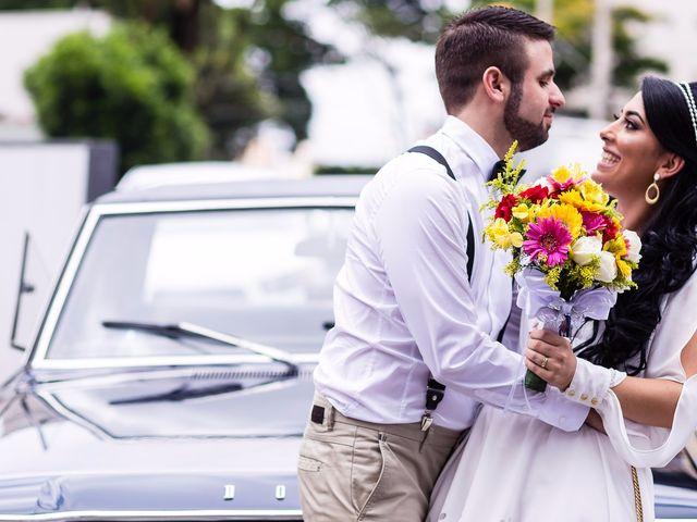 O casamento de Maira e Vinicius