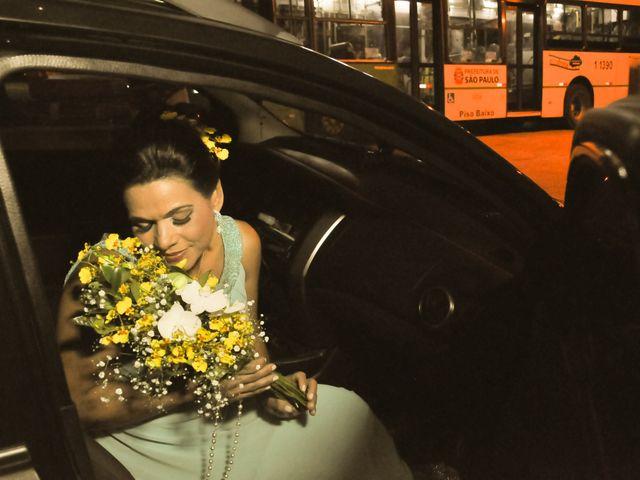 O casamento de Rosy e Sergio