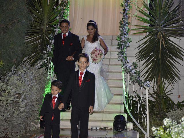 O casamento de Alissandra e Wesley