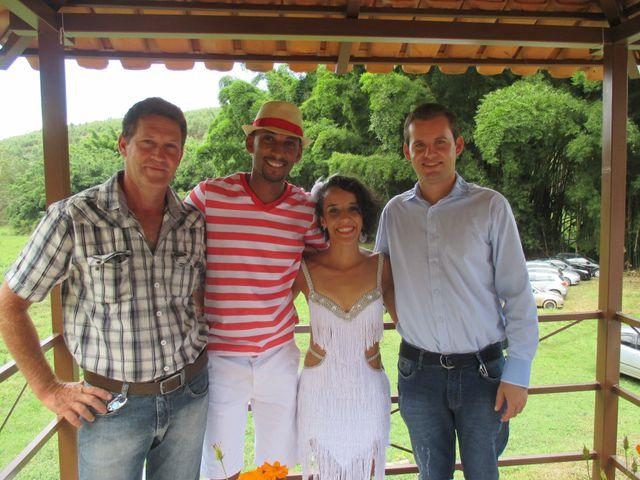O casamento de Bruno Cesar e Cláudia Emmanuela em Mariana, Minas Gerais 8