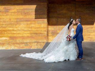 O casamento de Patricia e Hebert