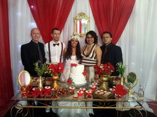 O casamento de Nilzi  e Job 2