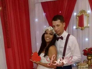 O casamento de Nilzi  e Job 3