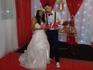 O casamento de Nilzi  e Job