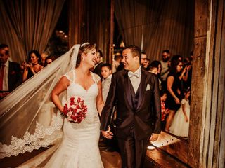 O casamento de Katia e Cesar