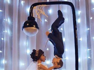 O casamento de Aline Cristina e Danilo 1