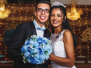 O casamento de Raphael e Raíssa