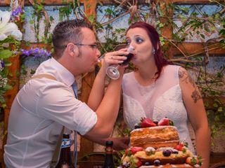 O casamento de Priscila e Marconi