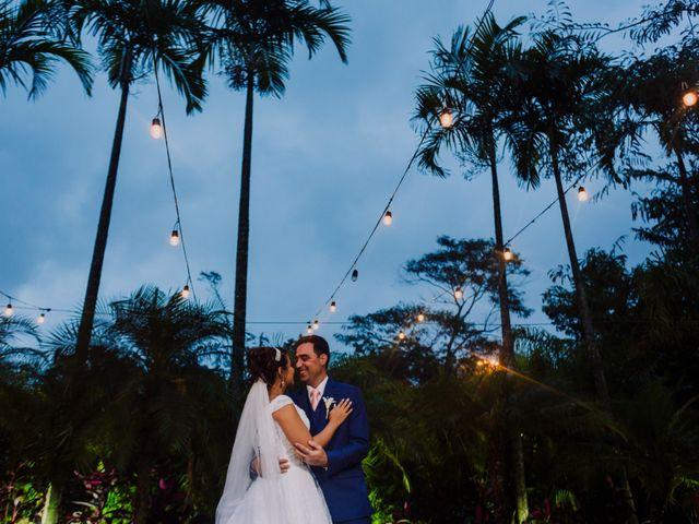 O casamento de Viviane e Rudson