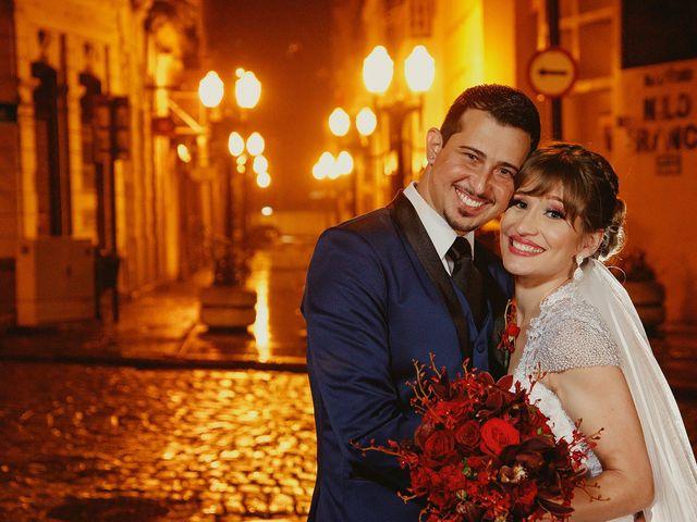 O casamento de Mayla e Anderson
