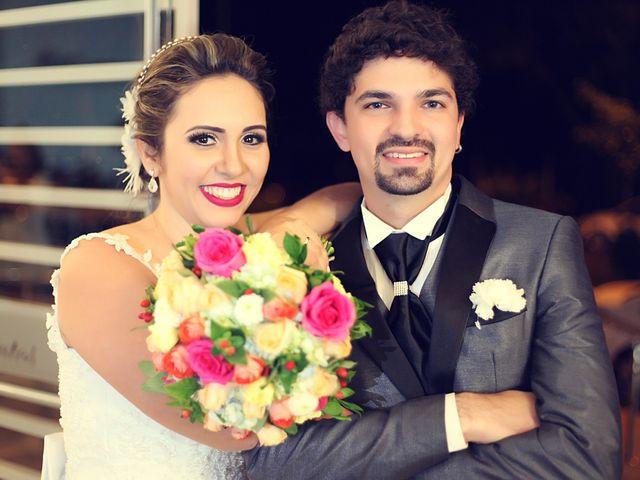 O casamento de Danila e Yuri