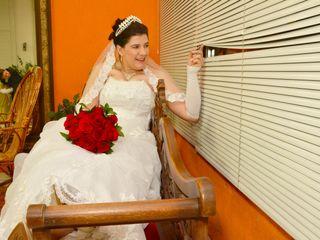 O casamento de Elis e Marciano 1