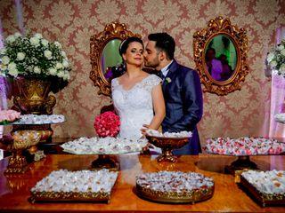 O casamento de Thuany e Lucas