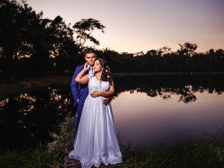 O casamento de Jamyely e Bruno