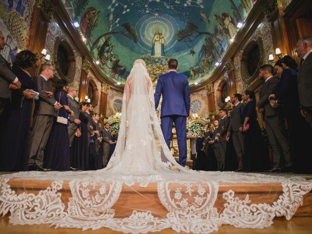 O casamento de Ariane e Guilherme