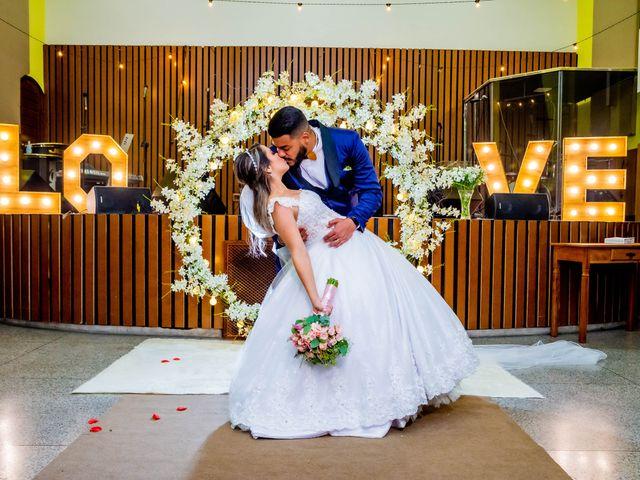 O casamento de Stephanie e Lucas
