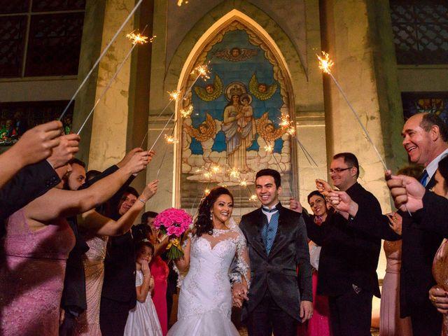 O casamento de Vere e Gui
