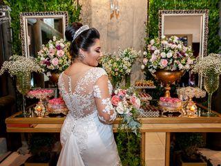 O casamento de Uiara e Robson  1