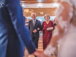 O casamento de Uiara e Robson  2