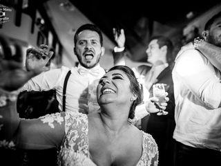 O casamento de Uiara e Robson  3