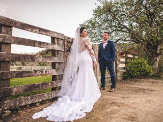 O casamento de Uiara e Robson