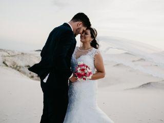 O casamento de Deise e Vitor