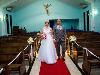 O casamento de Thamyres e Bruno 1
