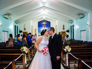 O casamento de Thamyres e Bruno