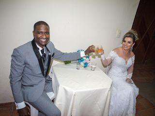 O casamento de Jennifer e Fabiano