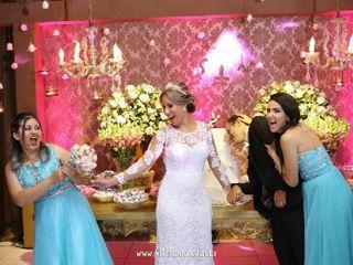 O casamento de Fernanda  e Jhonatas