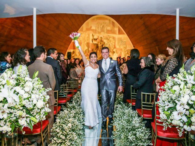 O casamento de LAURA e CARLOS