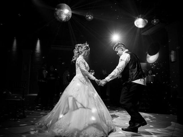 O casamento de Sandy e Wesley
