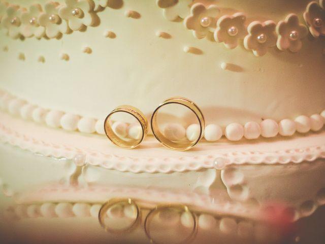 O casamento de Katia e Fabiano
