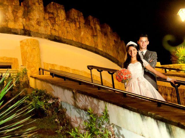 O casamento de Karine e Jonas