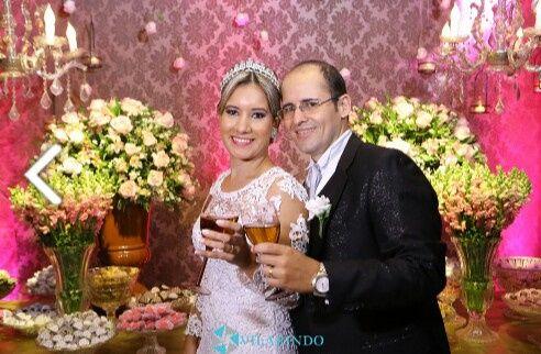 O casamento de Jhonatas  e Fernanda  em Cuiabá, Mato Grosso 8