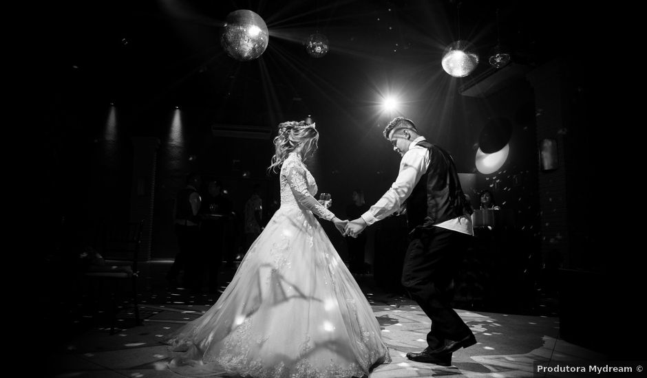 O casamento de Wesley e Sandy em São Paulo, São Paulo