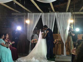 O casamento de Patrícia e Moisés 1