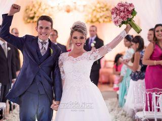 O casamento de Helvys e Stefhani