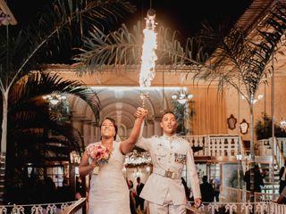 O casamento de Jessica e Rodrigo