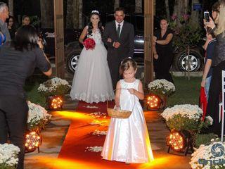 O casamento de Talyta  e Maicon